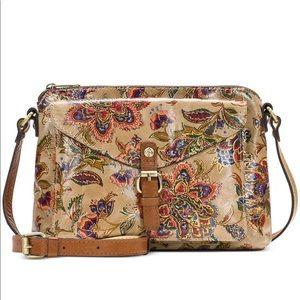 Patricia Nash Purse Beige French Tapestry Avellino